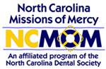 North Carolina Mission of Mercy Dental logo